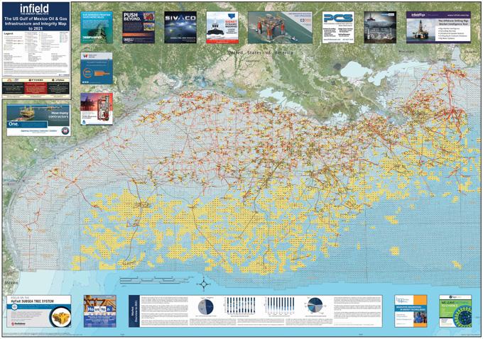 Malaysia Oil & Gas Map